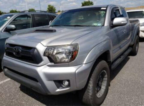 2015 Toyota Tacoma for sale at Car One in Essex MD