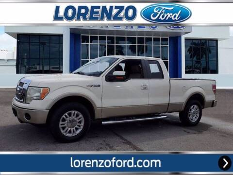 2009 Ford F-150 for sale at Lorenzo Ford in Homestead FL