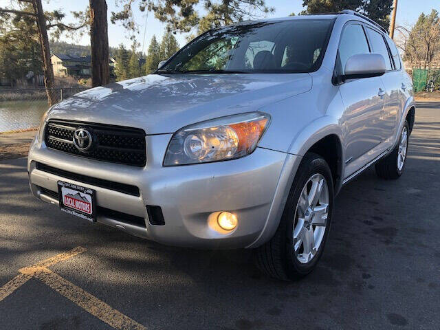 2007 Toyota RAV4 for sale at Local Motors in Bend OR