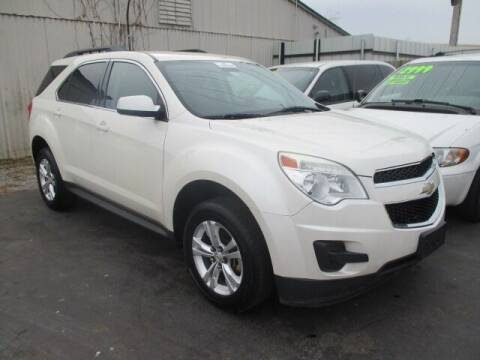 2012 Chevrolet Equinox for sale at CAR SOURCE OKC in Oklahoma City OK