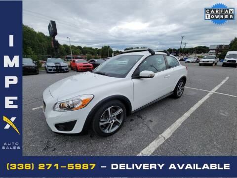 2013 Volvo C30 for sale at Impex Auto Sales in Greensboro NC