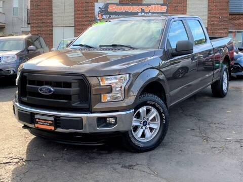 2015 Ford F-150 for sale at Somerville Motors in Somerville MA