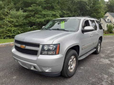 2012 Chevrolet Tahoe for sale at Cappy's Automotive in Whitinsville MA