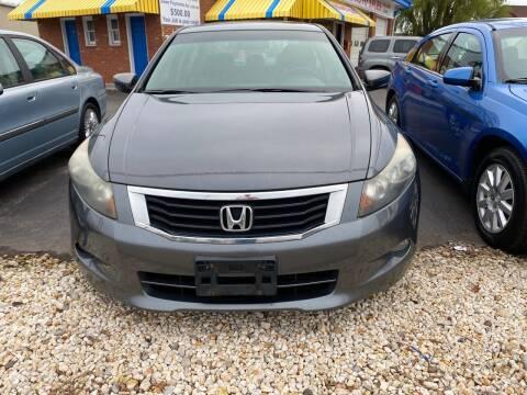 2010 Honda Accord for sale at Diamond Auto Sales in Pleasantville NJ