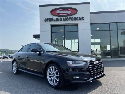 2016 Audi A4 for sale at Sterling Motorcar in Ephrata PA
