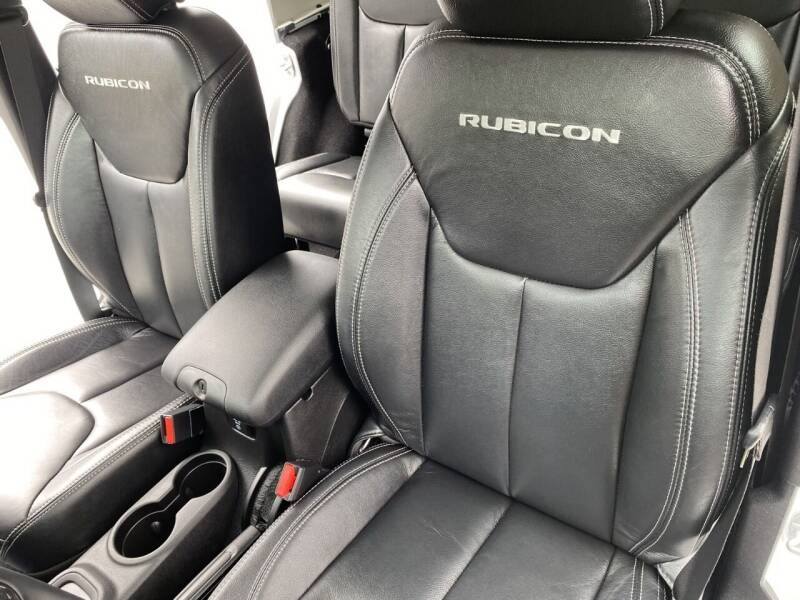 2014 Jeep Wrangler Unlimited 4x4 Rubicon 4dr SUV - West Chester PA