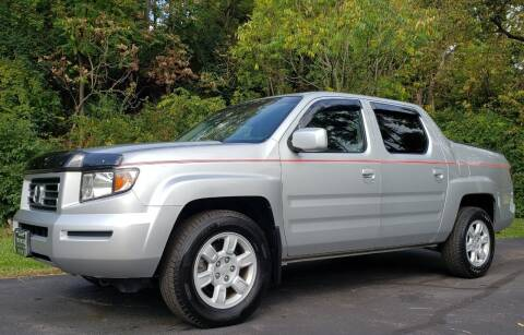 2006 Honda Ridgeline for sale at The Motor Collection in Columbus OH
