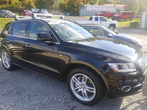 2016 Audi Q5 for sale at W V Auto & Powersports Sales in Cross Lanes WV