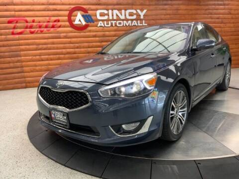 2014 Kia Cadenza for sale at Dixie Motors in Fairfield OH