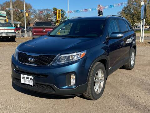 2014 Kia Sorento for sale at Toy Box Auto Sales LLC in La Crosse WI