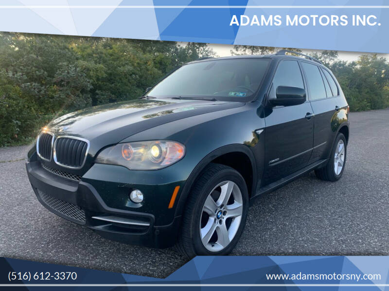 2009 BMW X5 for sale at Adams Motors INC. in Inwood NY