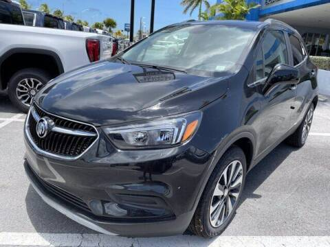 2021 Buick Encore for sale at Niles Sales and Service in Key West FL