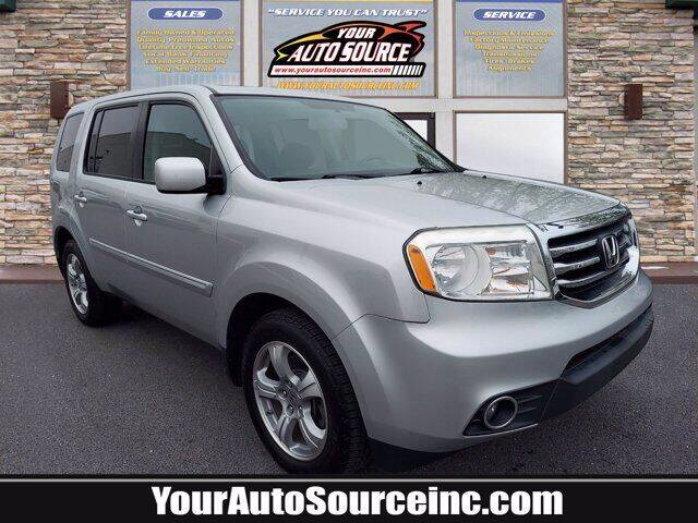 2013 Honda Pilot for sale at Your Auto Source in York PA