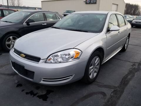 2011 Chevrolet Impala for sale at Larry Schaaf Auto Sales in Saint Marys OH