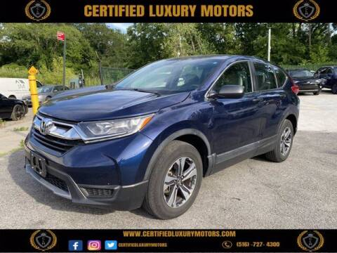 2018 Honda CR-V for sale at Certified Luxury Motors in Great Neck NY
