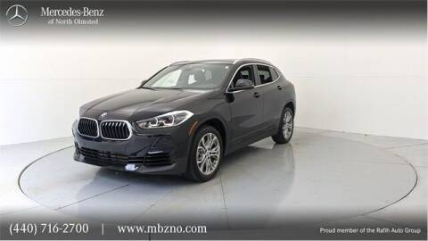 2021 BMW X2 for sale at Mercedes-Benz of North Olmsted in North Olmsted OH