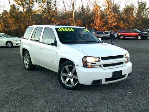 2006 Chevrolet TrailBlazer for sale at Let's Go Auto Of Columbia in West Columbia SC