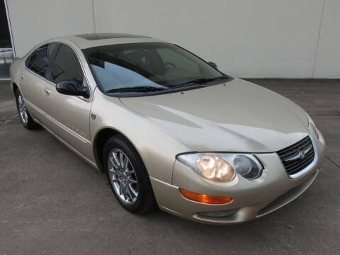 2001 Chrysler 300M for sale at QUALITY MOTORCARS in Richmond TX
