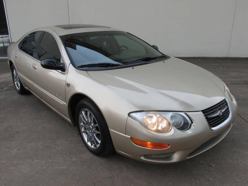 2001 Chrysler 300M for sale in Richmond, TX