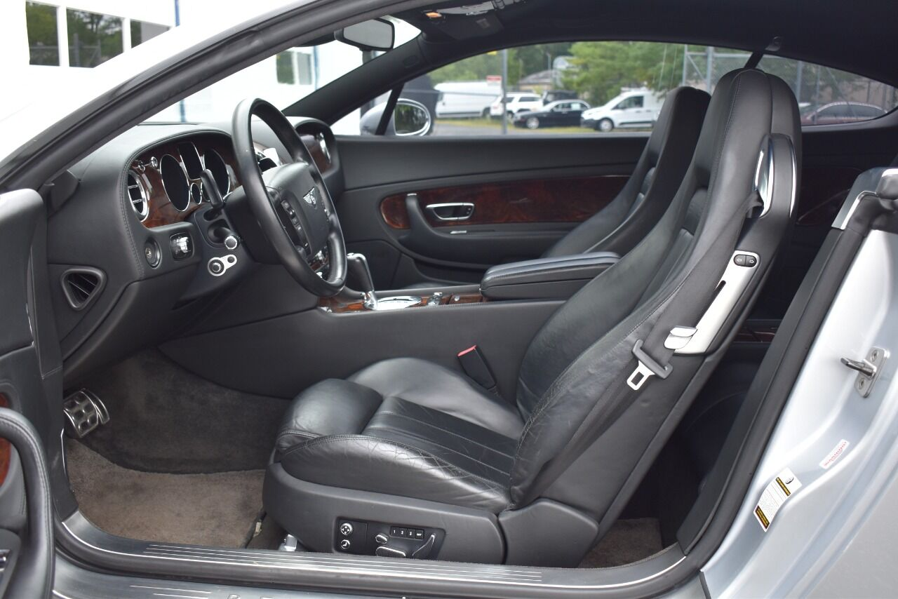 2007 Bentley Continental GT AWD 2dr Coupe full