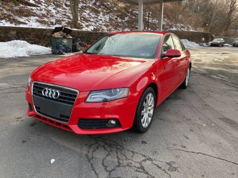 2011 Audi A4 for sale at Exotic Automotive Group in Jersey City NJ