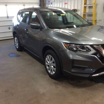 2018 Nissan Rogue for sale at Route 102 Auto Sales  and Service in Lee MA