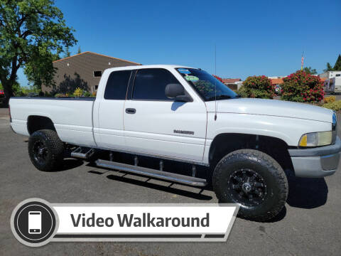 2001 Dodge Ram Pickup 2500 for sale at McMinnville Auto Sales LLC in Mcminnville OR