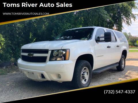 2009 Chevrolet Suburban for sale at Toms River Auto Sales in Toms River NJ