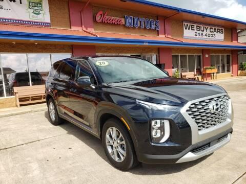 2020 Hyundai Palisade for sale at Ohana Motors in Lihue HI