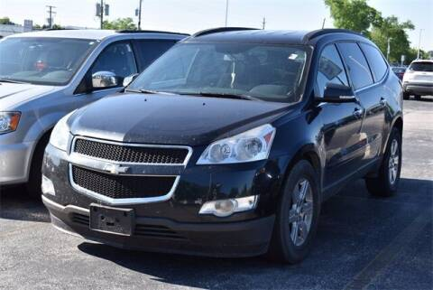 2012 Chevrolet Traverse for sale at BOB ROHRMAN FORT WAYNE TOYOTA in Fort Wayne IN
