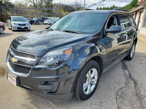 2013 Chevrolet Equinox for sale at Extreme Auto Sales LLC. in Wautoma WI