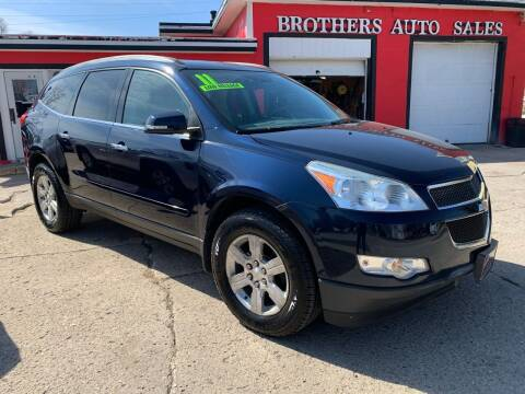 2011 Chevrolet Traverse for sale at BROTHERS AUTO SALES in Hampton IA