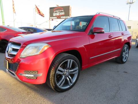 2013 Mercedes-Benz GLK for sale at Moving Rides in El Paso TX