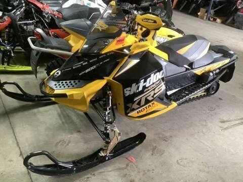 2012 Ski-Doo MX Z X-RS 800R
