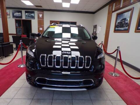 2017 Jeep Cherokee for sale at Adams Auto Group Inc. in Charlotte NC