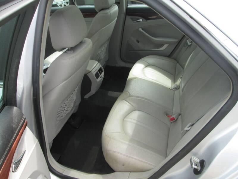 2011 Cadillac CTS AWD 3.0L Luxury 4dr Sedan - Lowell MA