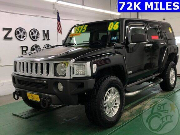 2006 HUMMER H3 for sale in Gonic, NH
