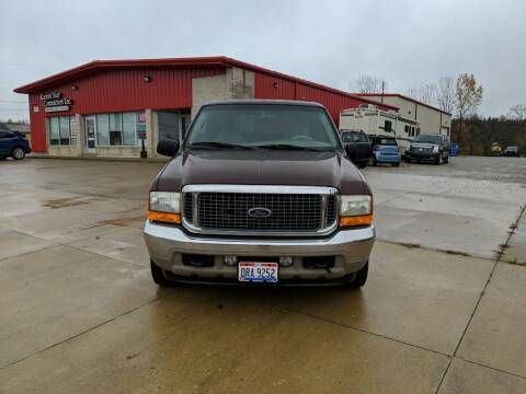 2001 Ford Excursion for sale at Nationwide Auto Works in Medina OH