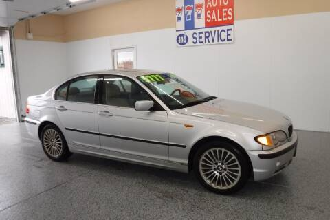 2002 BMW 3 Series for sale at 777 Auto Sales and Service in Tacoma WA