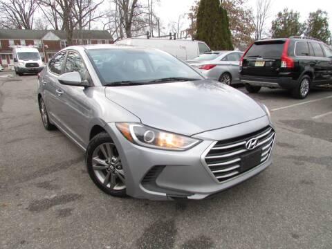 2017 Hyundai Elantra for sale at K & S Motors Corp in Linden NJ