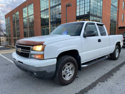 2007 Chevrolet Silverado 1500 Classic for sale at Auto Wholesalers Of Rockville in Rockville MD
