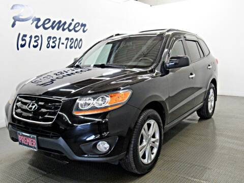 2011 Hyundai Santa Fe for sale at Premier Automotive Group in Milford OH