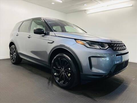 2020 Land Rover Discovery Sport for sale at Champagne Motor Car Company in Willimantic CT