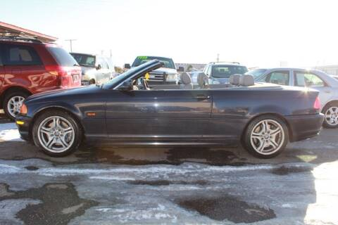 2001 BMW 3 Series for sale at Epic Auto in Idaho Falls ID