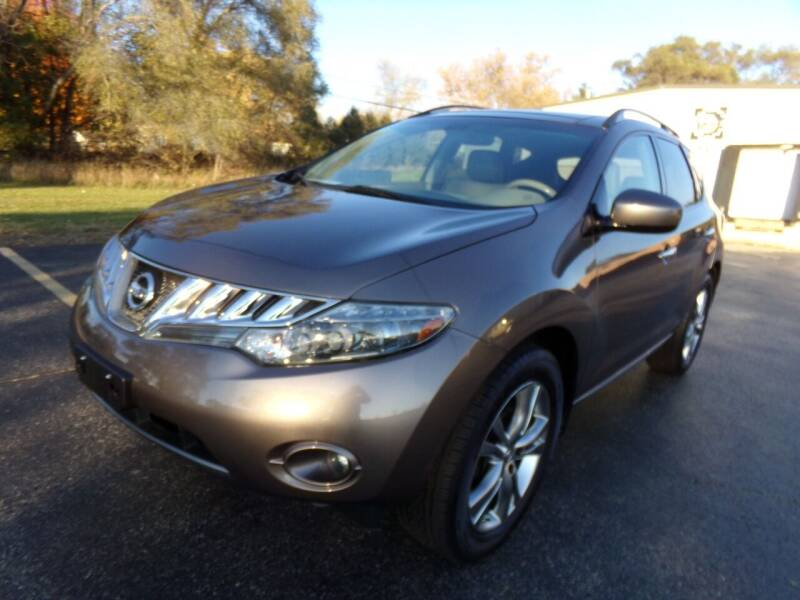 2010 Nissan Murano for sale at Rose Auto Sales & Motorsports Inc in McHenry IL