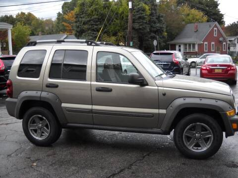2005 Jeep Liberty for sale at Best Wheels Imports in Johnston RI