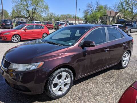 2010 Kia Forte for sale at Dons Carz in Topeka KS