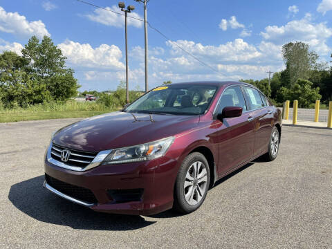 2014 Honda Accord for sale at Instant Auto Sales - Lancaster in Lancaster OH