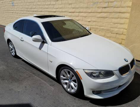 2011 BMW 3 Series for sale at Cars To Go in Sacramento CA