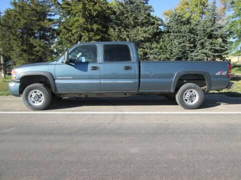 2006 GMC Sierra 2500HD for sale at Joe's Motor Company in Hazard NE